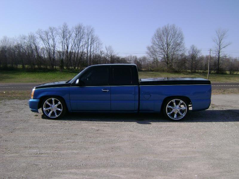 1984crewcabs 2001 Chevrolet Silverado photo