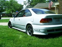 civicGSRcoupes 1997 Honda Civic photo thumbnail