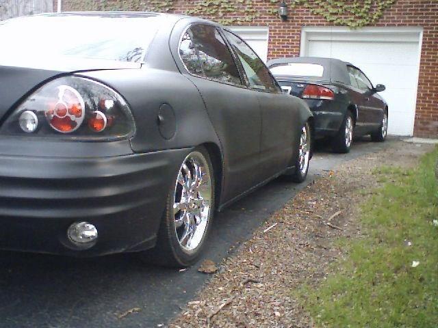 GranDamns 1999 Pontiac Grand Am photo