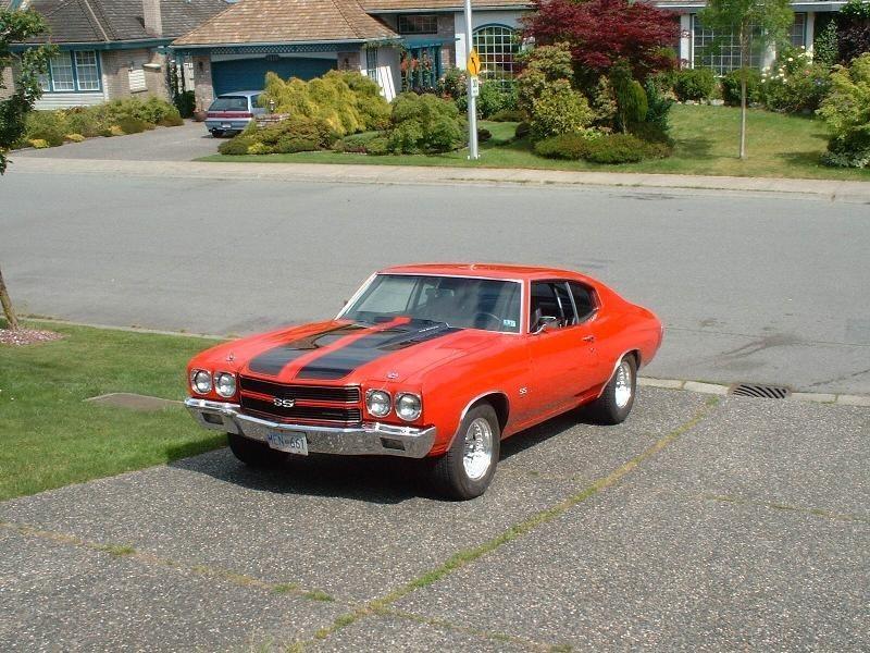 hemidarts 1970 Chevrolet Chevelle photo