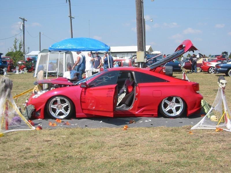 vegass 2001 Toyota Celica photo
