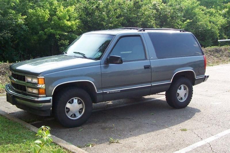 ryanstahoes 1999 Chevrolet Tahoe photo