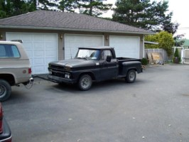 magoosters 1965 Toyota Pickup photo thumbnail