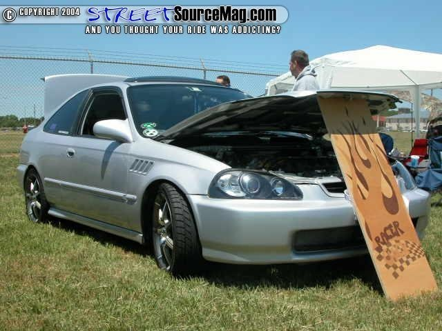 RacerChickr4s 1997 Honda Civic photo