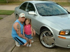 HoustonsSinners 2001 Lincoln LS photo thumbnail