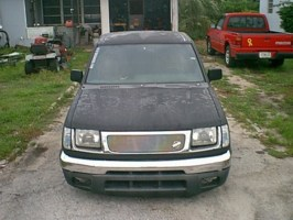 DRAGGINNISSANs 2000 Nissan Frontier photo thumbnail