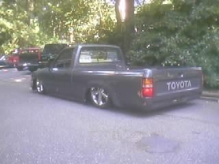 therealybnrmls 1992 Toyota 2wd Pickup photo