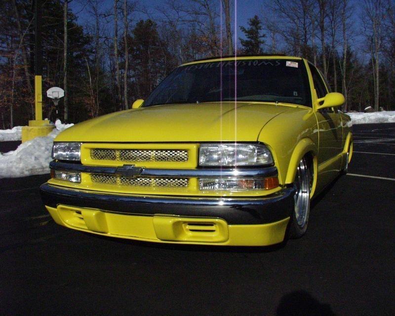aesthetikustomss 2000 Chevy S-10 photo