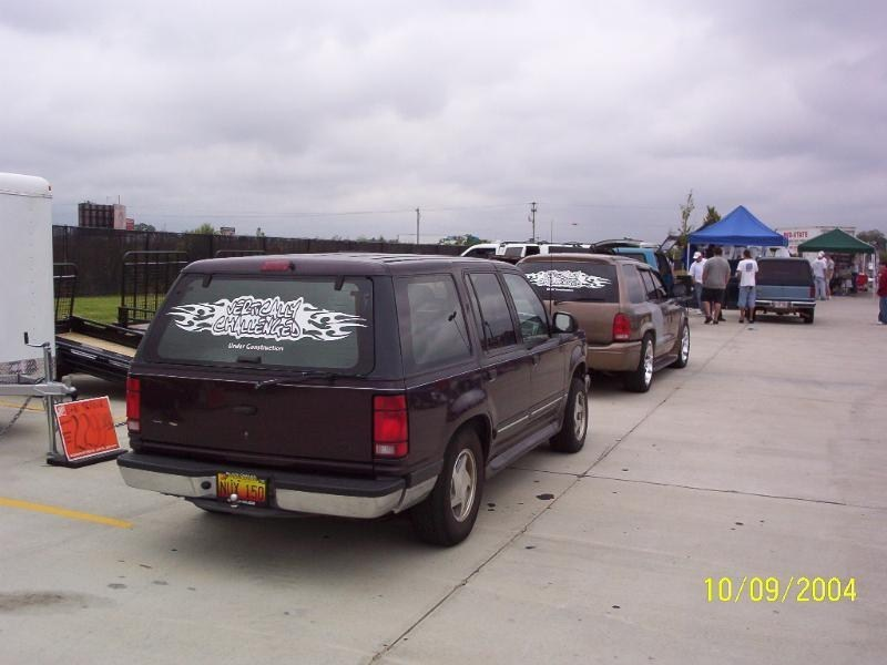 poofsexploders 1992 Ford Explorer Sport photo