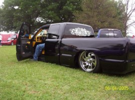 caddilacpimpin99s 1999 Chevy Full Size P/U photo thumbnail