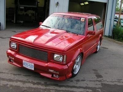 BaggedTys 1994 Chevrolet Blazer photo