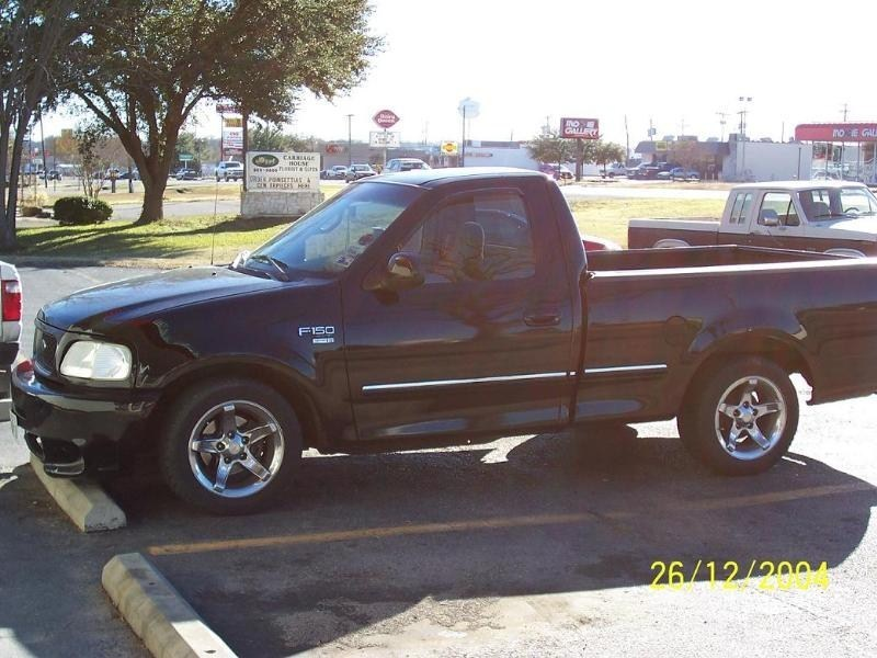98FordRacing150s 1998 Ford  F150 photo