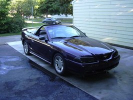 Siktowns 1996 Ford Mustang photo thumbnail