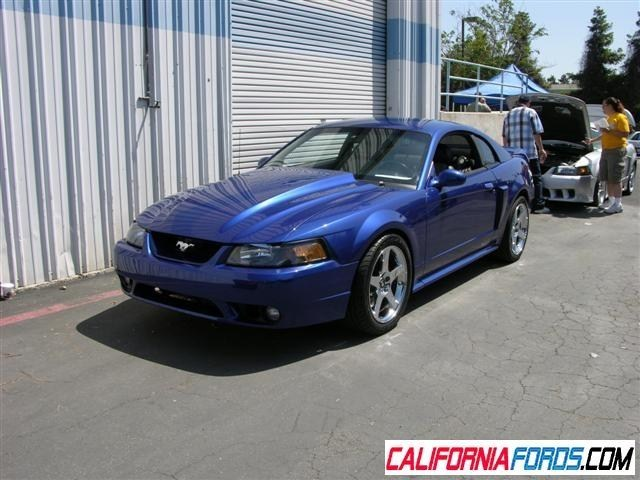 Flooreds 2000 Ford Mustang photo