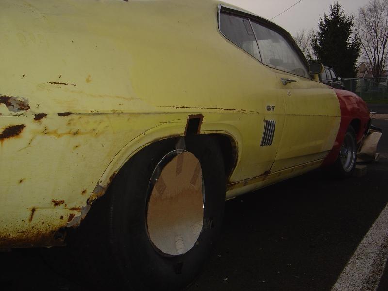 madmikes 1970 Ford Tourino GT photo