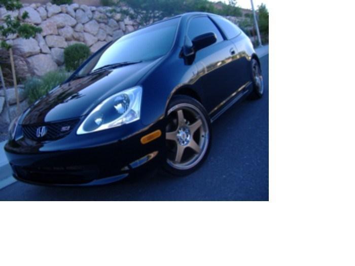Dark SIlums 2005 Honda Civic SI photo