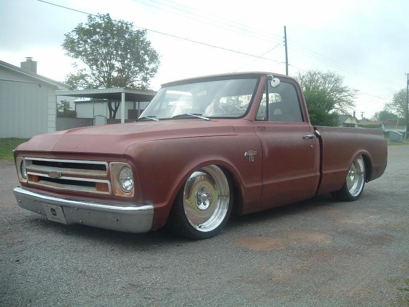 skunkwerxs 1967 Chevy C-10 photo