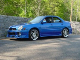 nrskinnys 2002 Subaru Impreza photo thumbnail