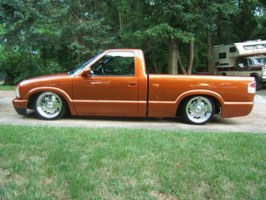 built to drags 1997 Chevy S-10 photo thumbnail