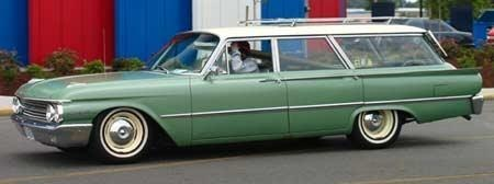 sk8erpunks 1961 Ford Country Sedan Wagon photo
