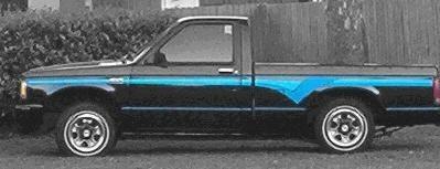 2lw4fthoss 1988 Chevy S-10 photo thumbnail