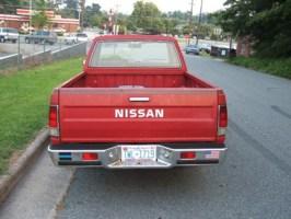 dragmatics 1985 Nissan  720 photo thumbnail