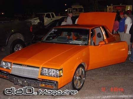 mo murders 1984 Buick Regal photo