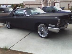 TRWBSPLs 1967 Cadillac Coupe De Ville photo
