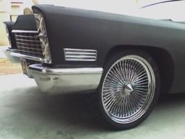 TRWBSPLs 1967 Cadillac Coupe De Ville photo thumbnail