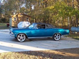 lo xploders 1966 Chevrolet Chevelle photo thumbnail