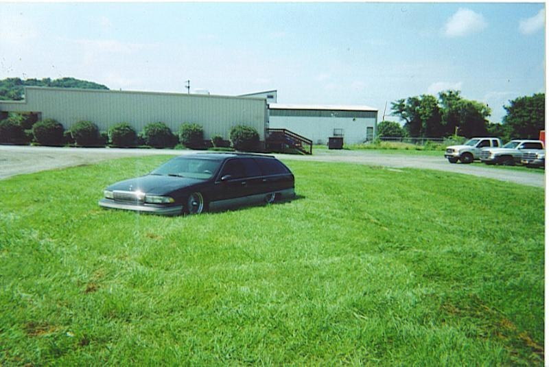 4uh8rss 1992 Chevrolet Caprice Wagon photo