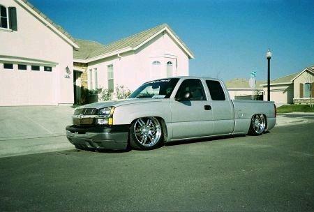 jl audios 2003 Chevrolet Silverado photo