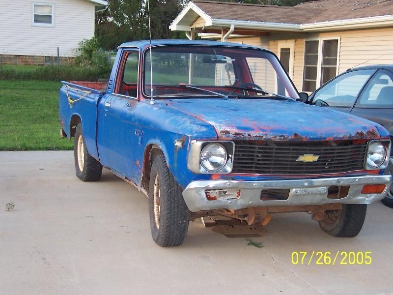 crouse267s 1979 Chevy LUV photo