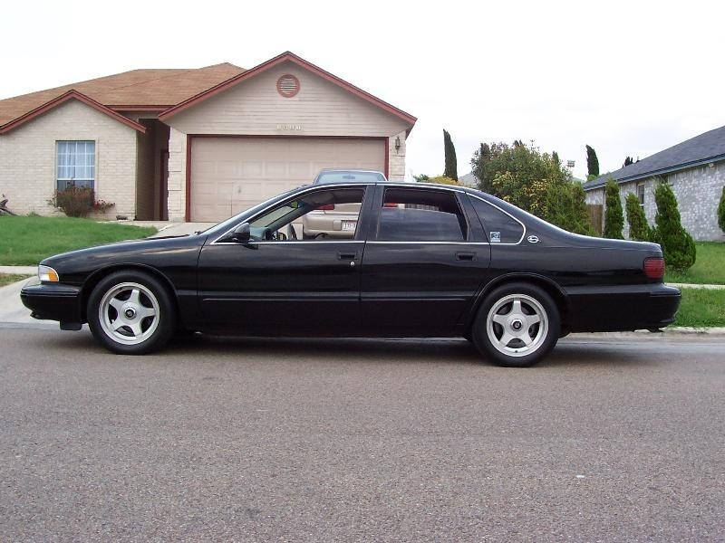 clean95sss 1996 Chevy Impala photo