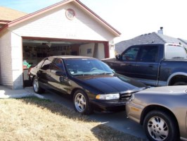 clean95sss 1996 Chevy Impala photo thumbnail