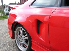 D Meniss 2001 Honda Prelude photo thumbnail
