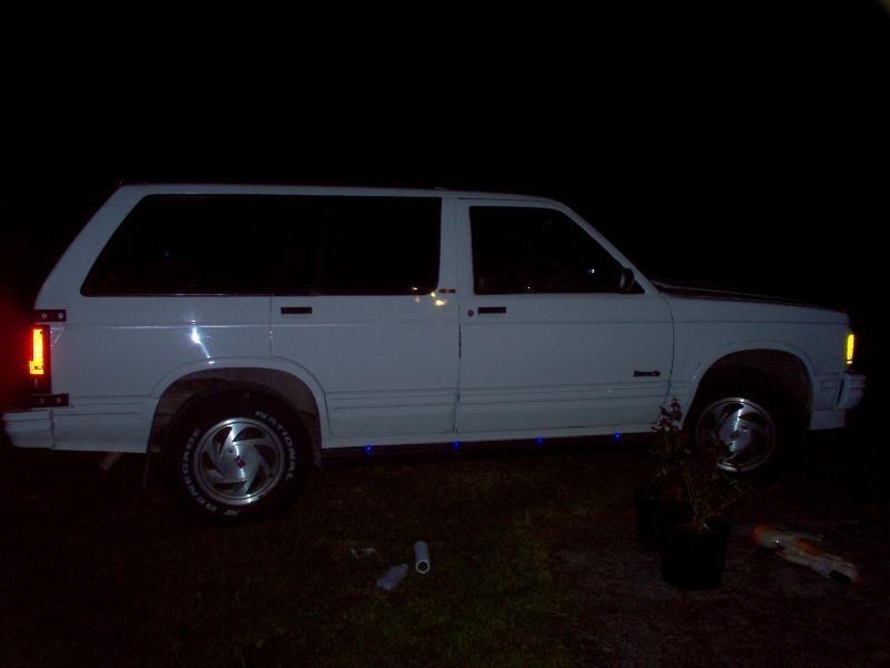 BrobinUs 1992 Oldsmobile Bravada photo