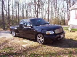 Cooters 1998 Ford  F150 photo thumbnail
