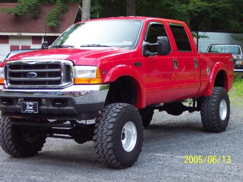 perfectlywickeds 2001 Ford  F250 photo