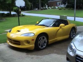 BlueStang50s 2001 Dodge Viper photo thumbnail