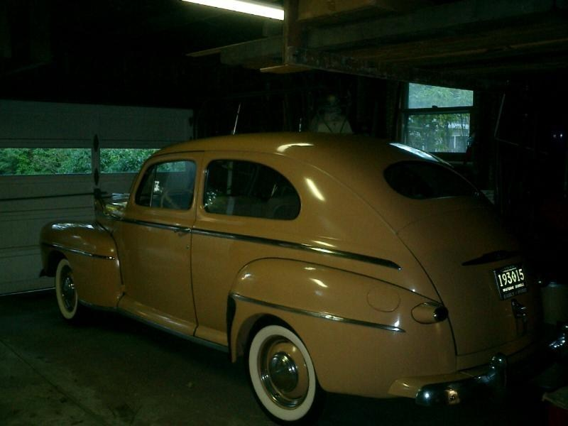 mobileheaths 1948 Ford Coupe photo
