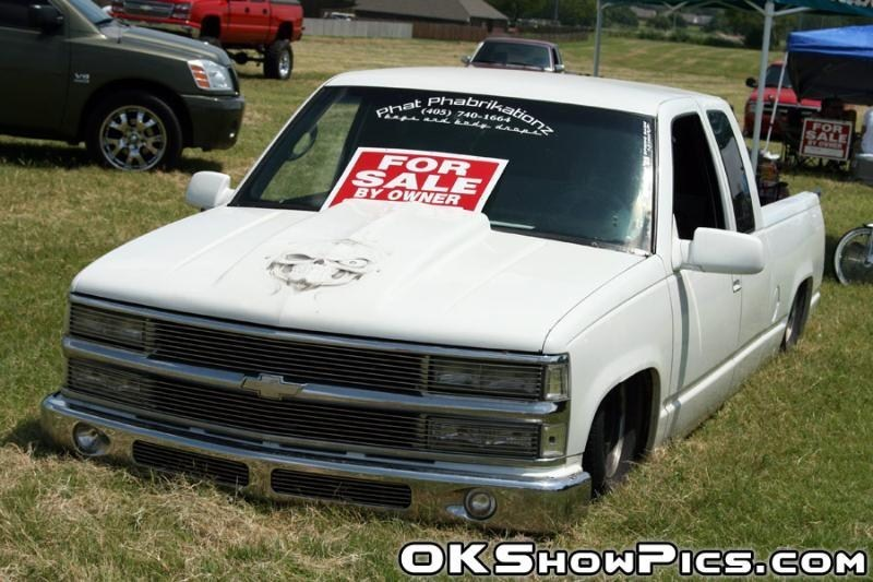 FuKINDragin97s 1997 Chevrolet Silverado photo