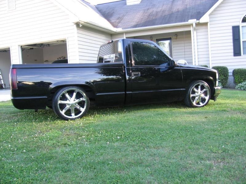 bamaboi79s 1998 Chevrolet Silverado photo
