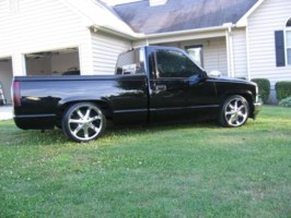 bamaboi79s 1998 Chevrolet Silverado photo thumbnail