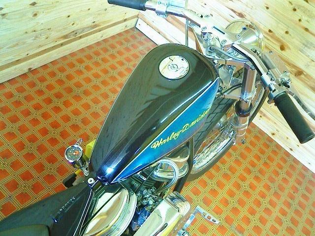 ta ta ta missile no3s 1959 Show Bikes Harley photo