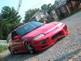 minichangesmazdas 1991 Honda Civic Hatchback photo thumbnail