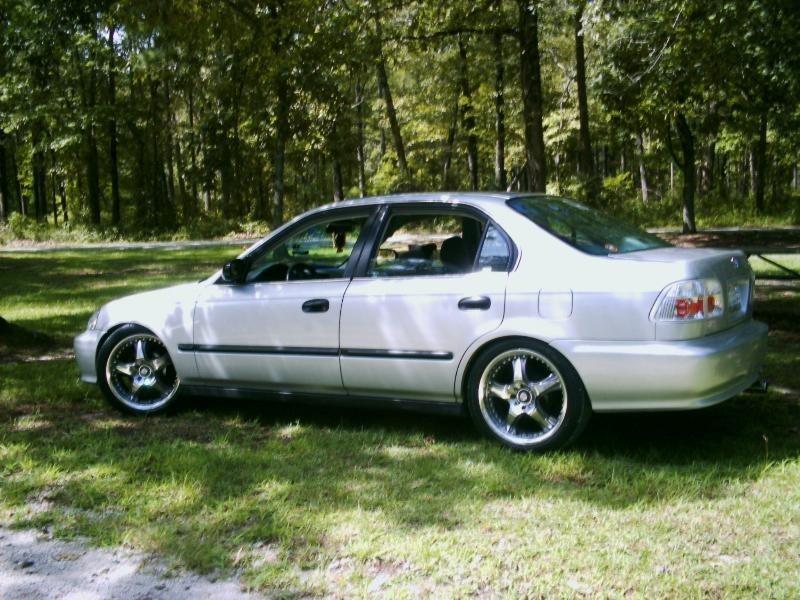 HardTymezzs 1999 Honda Civic photo