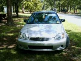 HardTymezzs 1999 Honda Civic photo thumbnail