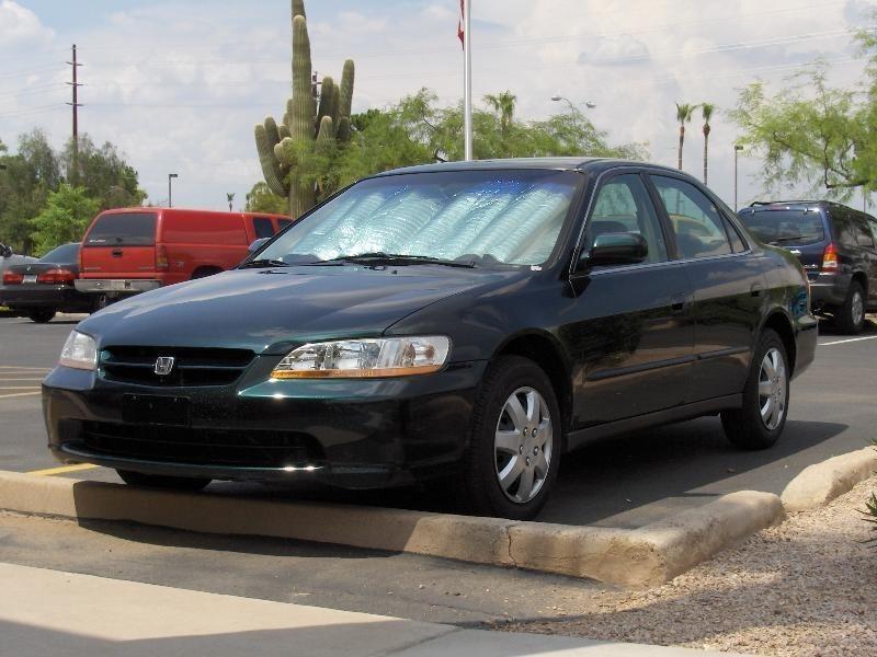 Stick 1s 1999 Honda Accord photo