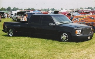 99LowPros 1997 Chevy Dually photo thumbnail
